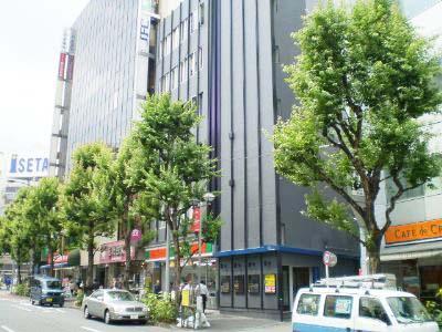 加瀬のトランクルーム新宿区新宿