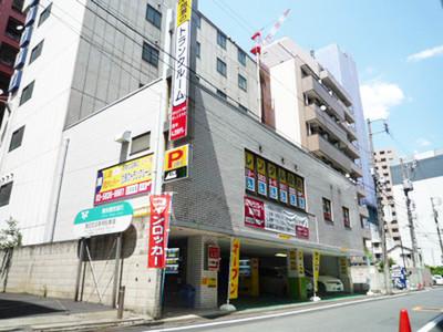 加瀬のトランクルーム大田区蒲田5丁目外観